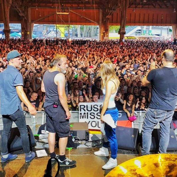 Концерты «Guano Apes» всегда проходят с аншлагом