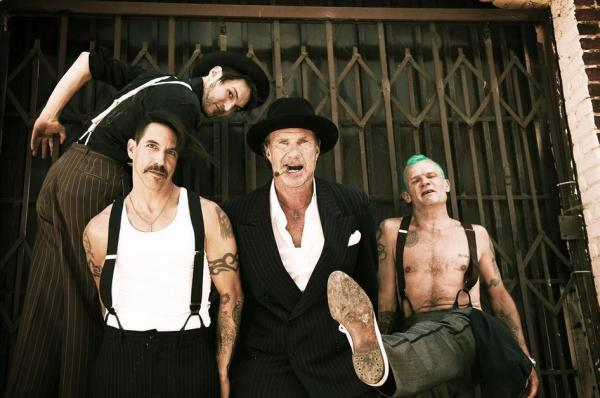 Группа «Red Hot Chili Peppers»